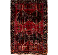 Link to 6' x 9' 3 Shiraz Persian Rug