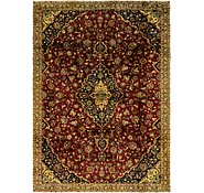 Link to 6' 10 x 9' 6 Kashan Persian Rug