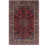 Link to 6' 6 x 10' Mashad Persian Rug