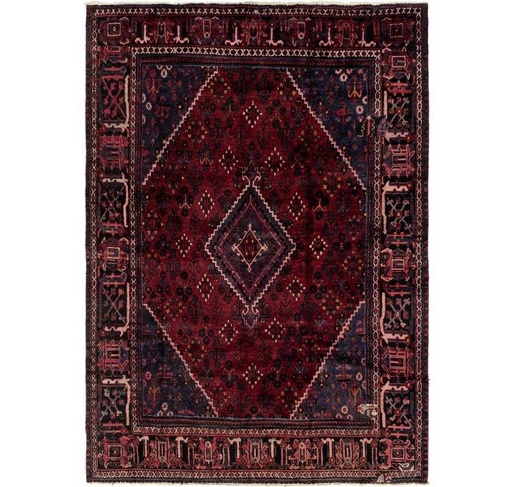 7' 3 x 10' 2 Joshaghan Persian Rug