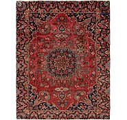 Link to 8' 3 x 10' 6 Mashad Persian Rug