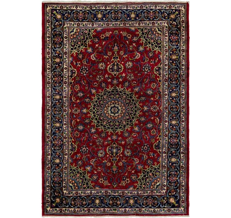 6' 6 x 9' 8 Kashmar Persian Rug