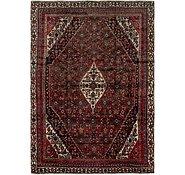 Link to 7' 10 x 11' Hamedan Persian Rug