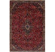 Link to 7' 2 x 10' 8 Kashan Persian Rug