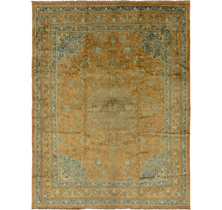 10' 6 x 13' 10 Farahan Persian Rug