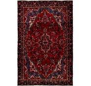 Link to 6' 3 x 9' 6 Hamedan Persian Rug