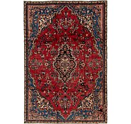 Link to 5' 9 x 8' 5 Hamedan Persian Rug