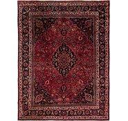 Link to 9' 6 x 12' 2 Mashad Persian Rug