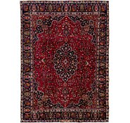 Link to 8' 10 x 12' 4 Mashad Persian Rug
