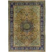 Link to 8' 8 x 11' 9 Tabriz Persian Rug
