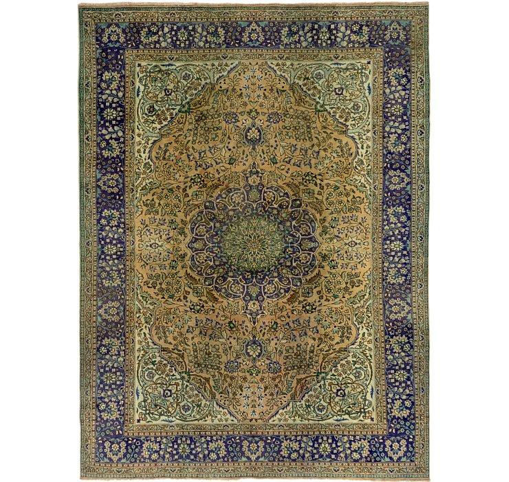 8' 8 x 11' 9 Tabriz Persian Rug