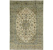 Link to 8' x 11' 9 Kashan Persian Rug