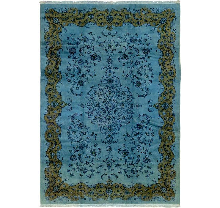 9' 10 x 14' 2 Tabriz Persian Rug