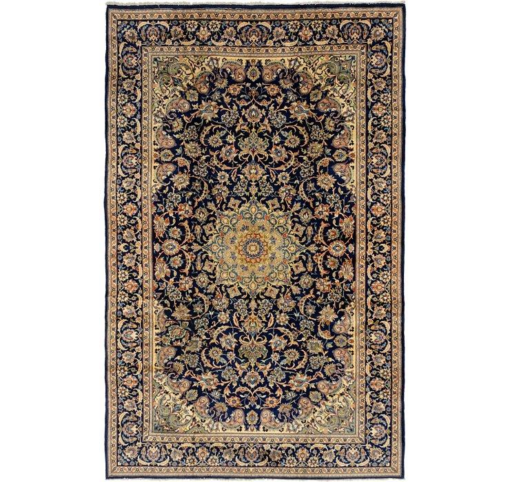 9' 7 x 15' 2 Isfahan Persian Rug