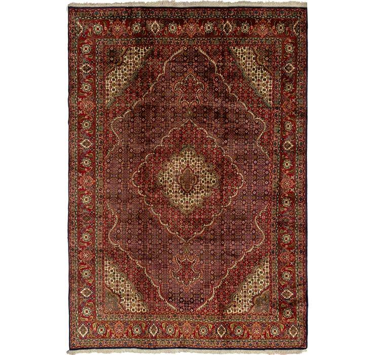 11' 2 x 15' 10 Tabriz Persian Rug