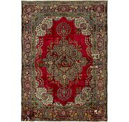 Link to 7' 6 x 10' 7 Tabriz Persian Rug
