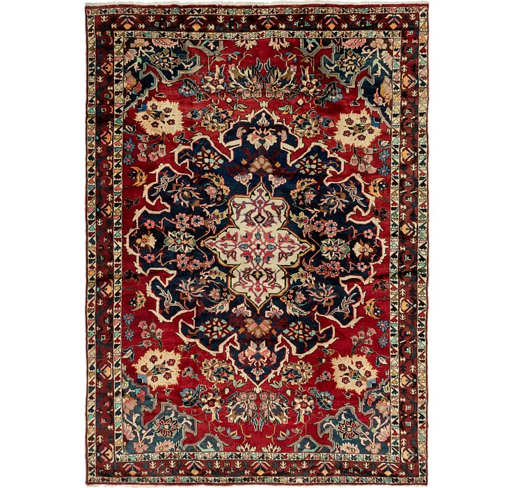 8' 2 x 11' 6 Bakhtiar Persian Rug