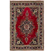 Link to 7' 8 x 11' 6 Tabriz Persian Rug
