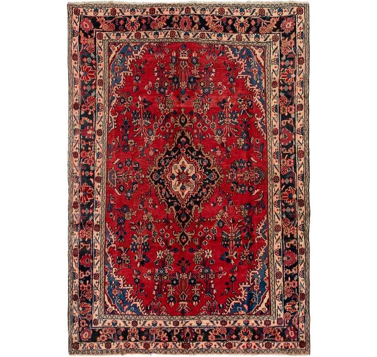 205cm x 290cm Shahrbaft Persian Rug