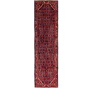 Link to 107cm x 400cm Hossainabad Persian Runner Rug
