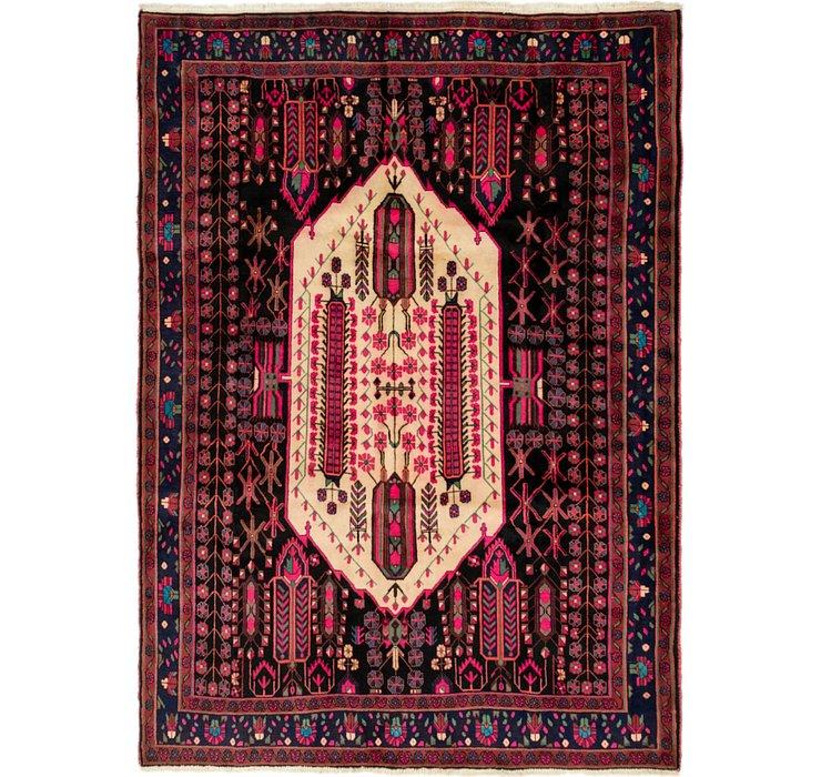 208cm x 300cm Zanjan Persian Rug
