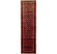 Link to 112cm x 390cm Hossainabad Persian Runner Rug