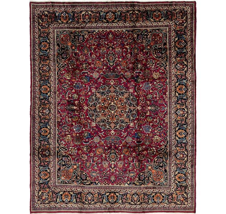 10' 2 x 13' Mashad Persian Rug