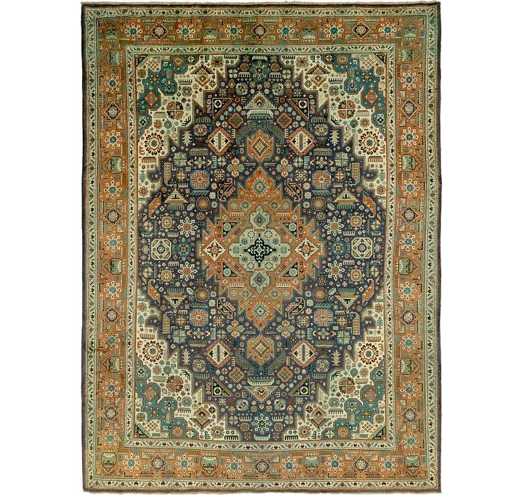 9' 2 x 13' 4 Tabriz Persian Rug