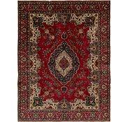 Link to 300cm x 395cm Tabriz Persian Rug
