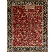 Link to 9' x 11' 7 Tabriz Persian Rug