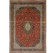 Link to 9' 7 x 13' 8 Kashan Persian Rug