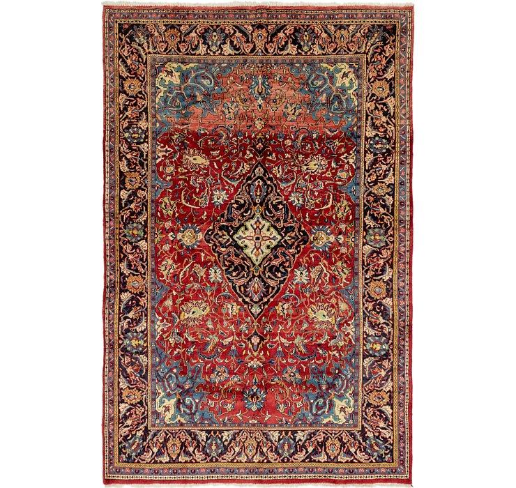7' 8 x 12' Farahan Persian Rug