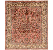 Link to 7' 4 x 8' 4 Shahrbaft Persian Square Rug