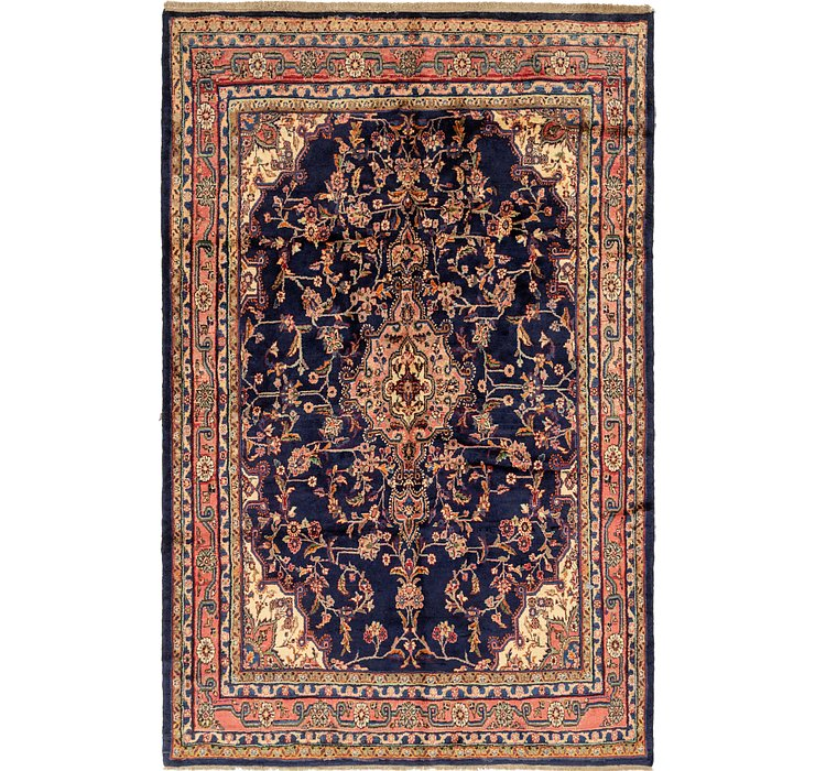 7' 2 x 10' 2 Shahrbaft Persian Rug
