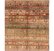 Link to 6' 5 x 7' 3 Patchwork Persian Rug