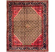 Link to 5' 5 x 6' 4 Koliaei Persian Square Rug