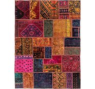 Link to 5' 7 x 7' 8 Patchwork Persian Rug