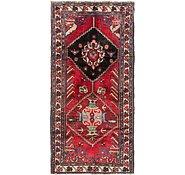 Link to 3' 6 x 7' 2 Hamedan Persian Runner Rug