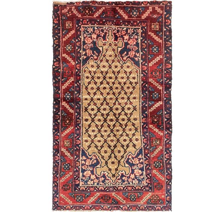 3' 2 x 5' 5 Koliaei Persian Rug