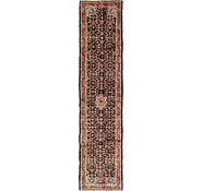Link to 100cm x 405cm Shahsavand Persian Runner Rug