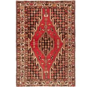 Link to 130cm x 188cm Mazlaghan Persian Rug