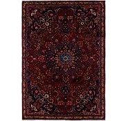 Link to 220cm x 318cm Mashad Persian Rug
