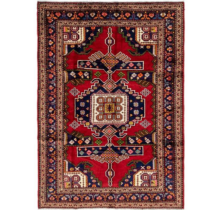 7' x 9' 9 Bakhtiar Persian Rug
