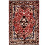 Link to 6' 6 x 9' 7 Hamedan Persian Rug