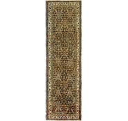 Link to 3' 6 x 12' 5 Hossainabad Persian Runner Rug