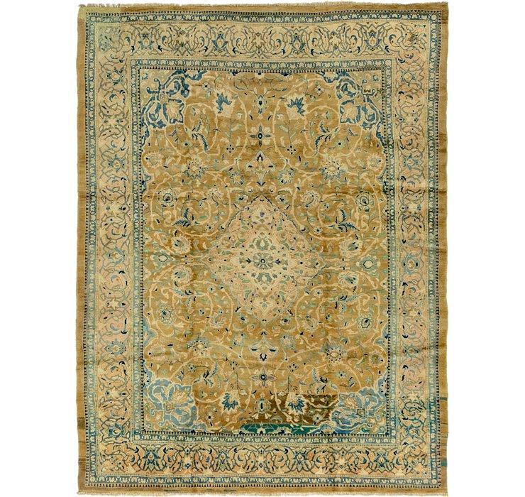 9' 1 x 12' 1 Farahan Persian Rug