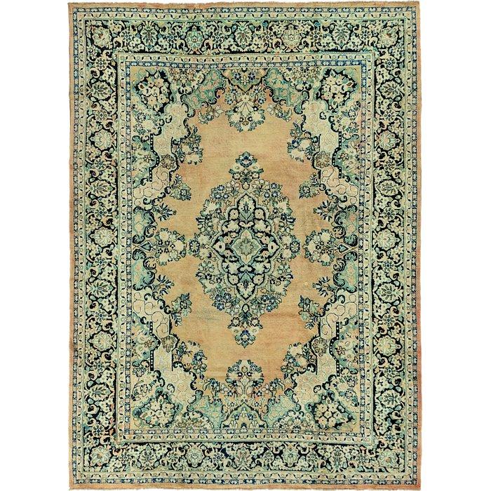 9' 5 x 13' 4 Meshkabad Persian Rug