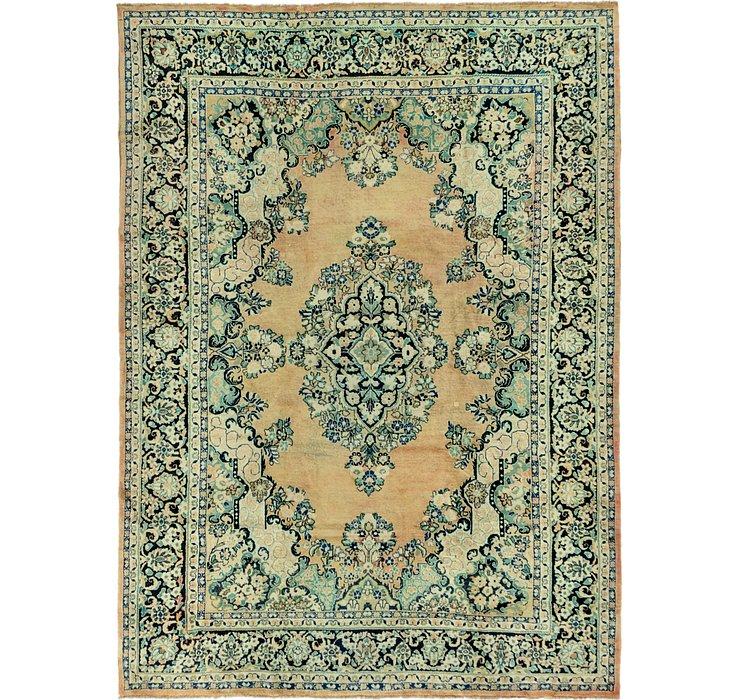 287cm x 405cm Meshkabad Persian Rug
