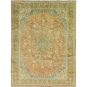 10' x 13' 2 Isfahan Persian Rug