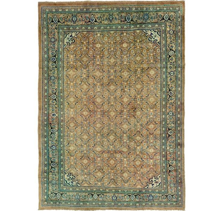9' 9 x 13' 8 Farahan Persian Rug